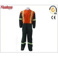 Buy cheap Maunfacturer Best Price Fire Retardant Workwear Overalls ,100%cotton safety coveralls from wholesalers