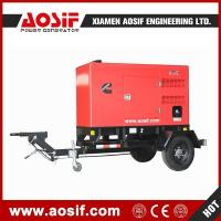 Buy cheap Series B Moveable Trailer Type Power Generation Gensets from wholesalers