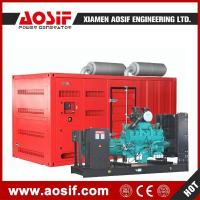 Buy cheap 500KW to1000KW Container Genset Powered by Perkins Engine from wholesalers