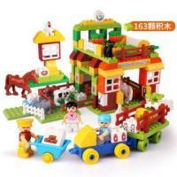 Buy cheap Zoo Theme Environmental Building Blocks Toys For Kids from wholesalers