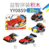 Buy cheap Re-enforced Assemled Building Blocks Cars Toys from wholesalers