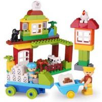 Buy cheap Children Building Blocks Bricks Happy Farm Series from wholesalers