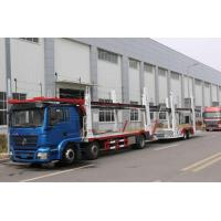 Buy cheap Central Axle Car Carrier Trailer's from wholesalers
