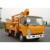 Buy cheap 22 m Insulated Aerial Platform, Aerial working, Over Head working Truck, 5090JGK from wholesalers