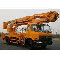 Buy cheap 26m Insulated Aerial Platform, Aerial working, Over Head working Truck, 5140JGK from wholesalers