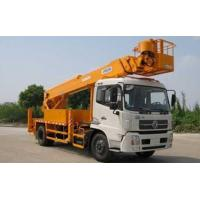 Buy cheap 28.9m Aerial Platform, Aerial working, Over Head working Truck, 5091JGK from wholesalers