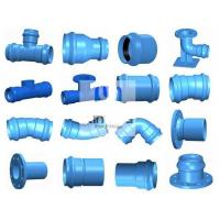Buy cheap ductile iron pipe fittings from wholesalers