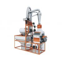 Buy cheap Small Scale Automatic Complete Flour Mill Line from wholesalers