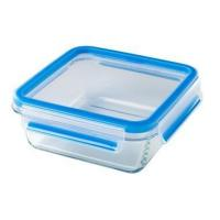 Glass Food Storage 950 ml Zyliss Fresh GLASS Lunch Container (Square)