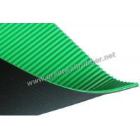 Buy cheap GW5004-Composite ribbed anti-static rubber sheet from wholesalers