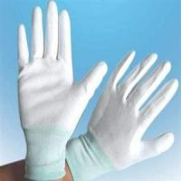 Buy cheap Cleanroom PU Palm Fit gloves from wholesalers