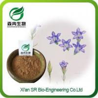 China Gentian Extract, High Quality Pure Natural Gentian Powder, Factory Supply Gentiana Lutea Extract wholesale