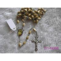 China plastic rosaries on sale