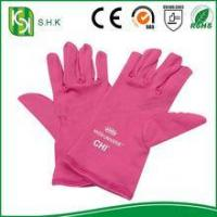 China China Cheap Price Pink Protection Cleaning Microfiber Jewelry Gloves wholesale