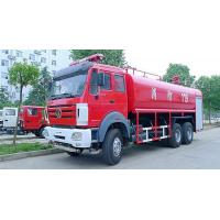 China North-Benz fire sprinklers water fire fighting truck on sale