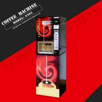 China F302 Coin Operated Coffee Vending Machine wholesale