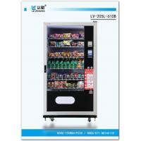 Buy cheap LV-205L-610-B with 7 Inch Touch Screen Medical Combo Vending Machine from wholesalers