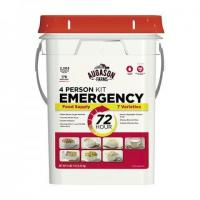 China Food Supply Kits 72 Hour 4-Person Emergency Food Supply Kit on sale