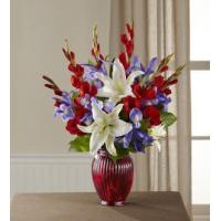 China Sympathy Flowers The FTD Loyal Heart Bouquet wholesale