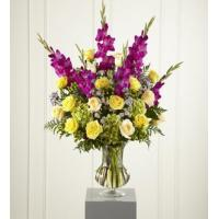 China Sympathy Flowers The FTD Loveliness Arrangement wholesale