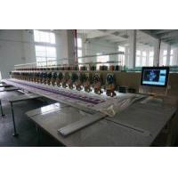 China 24 Heads with Easy Cording Computerized Embroidery Machine for Pakistan wholesale