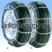 China Metal tire chains 10,19 SNOW CHAINS on sale