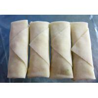 China Frozen Vegetable Spring Rolls on sale
