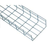 China Wire Mesh Cable Tray SS304 CM75 Wire Management Products on sale