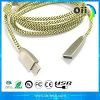 China 2016 High quality Braided USB Cable cable for iPhone wholesale