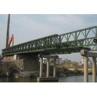 China Double Lane Mabey Compact 200 Bridge Anti - Rust With Interchangeable Steel Components wholesale