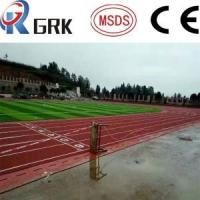 China Recycled Rubber Flooring Running Track Surface Material All Weather Playground Surfacing on sale