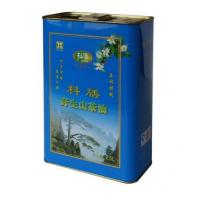 China China Edible Oil Tin Can Exporter on sale