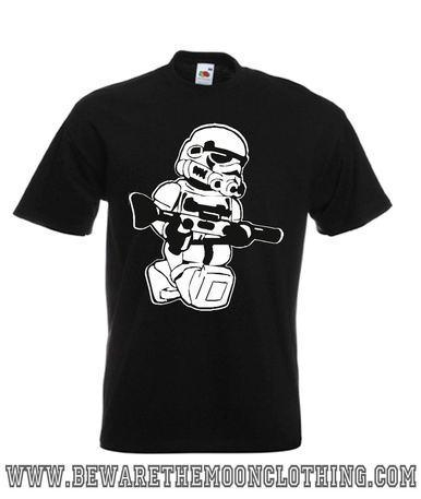 Quality Lego Star Wars Stormtrooper T Shirt / Hoodie for sale