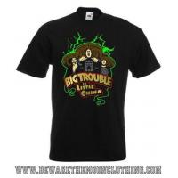 China Three Storms Big Trouble In Little China Retro Movie T Shirt / Hoodie wholesale