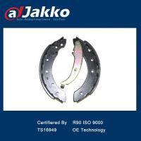 Buy cheap BENZ ASBESTOS BRAKE SHOE from wholesalers