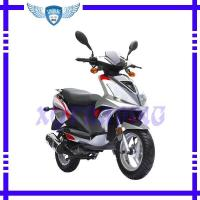 China Gasoline 50CC Scooter 50XQ-6BY wholesale