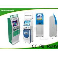 China Customized Size Financial Services Kiosk In Banking 7 X 24 Hours Running wholesale