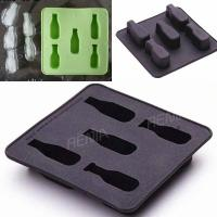 China RENJIA bottle ice cube tray bottle trays ice cube tray bottle wholesale