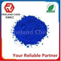 Buy cheap Pigment Blue 1 with high performance CASCADE BLUE for magzine printing CAS NO:1325-87-7 from wholesalers