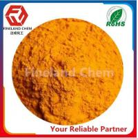 Buy cheap Pigment Yellow 191 with high heat resistance reddish and greenish for plastic CAS 129423-54-7 from wholesalers