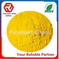 Buy cheap Pigment Yellow 183 with good heat resistance reddish color shade for plastic CAS NO:65212-77-3 from wholesalers