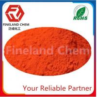 Buy cheap Pigment Orange 64 with high heat resistance Benzimidazolone orange GL for plastic CAS NO:72102-84-2 from wholesalers