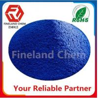 Buy cheap Pigment Blue 15:0 with high performance and high color strength for plastic CAS NO:147-14-8 from wholesalers