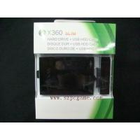 China xbox360 slim hard drive +USB HDD Cable wholesale