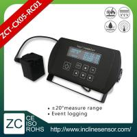 Inclinometer System with alarm ZCT-CX05-RC01