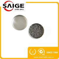 Buy cheap Grinding Media Steel Ball from wholesalers