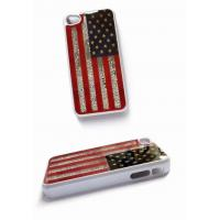 China Crystal Mobile Phone Case for iPhone 4/5 Model:MB814 on sale