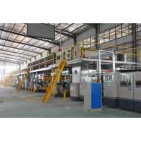 China Corrugated Paperboard Production Line wholesale