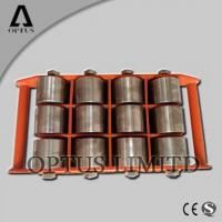 China carrying roller cargo trolley moving skate wholesale