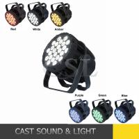 China IP65 24*18W 6in1 Full-Color LED PAR wholesale